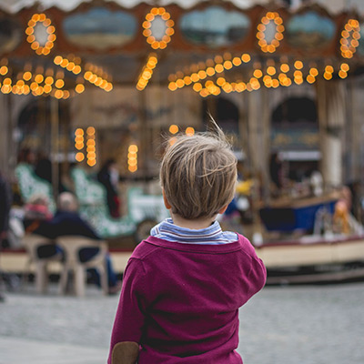 garde d'enfant à Lomme