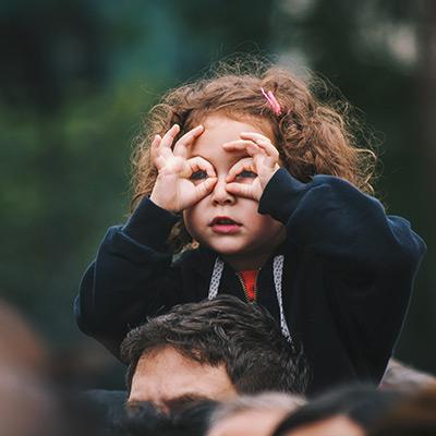 Garde d'enfants à Chaponost